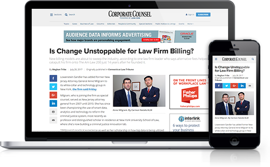 inside counsel corporate counsel