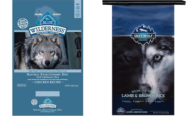 Wolf Of Wilderness Dog Food Company