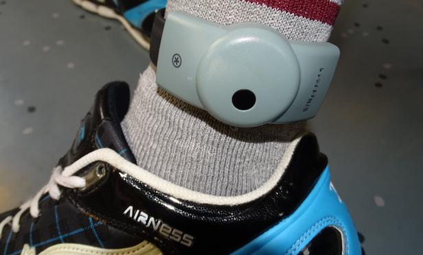 Ankle Bracelet Monitor
