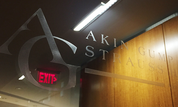 Akin Gump Partner's Arrest Highlights Hiring Risks for Firms | The