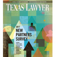 2017 New Partner Survey: Smaller First-Year Associate Classes During the Recession Leads to Fewer New Partners at Big Texas Firms