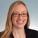 Ingrid Rechtin, Covington & Burling associate