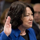 Sonia Sotomayor at her confirmation hearing