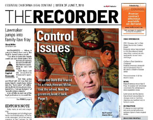 San Francisco Legal Paper The Recorder Boosts Online Presence 1