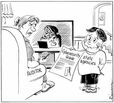 Faking Grade >> Cartoon Faking The Grade The Recorder