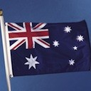 Flag of Australia/clipart.com 2012