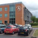 Autonomy headquarters at Cambridge Business Park, Cambridge, England