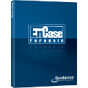 Encase Forensic 7.5 software box shot