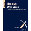 Book cover of Hacking Web Apps