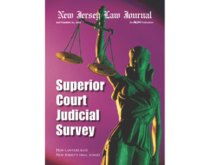 2012 Superior Court Judicial Survey