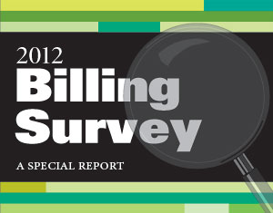 2012 Billing Survey