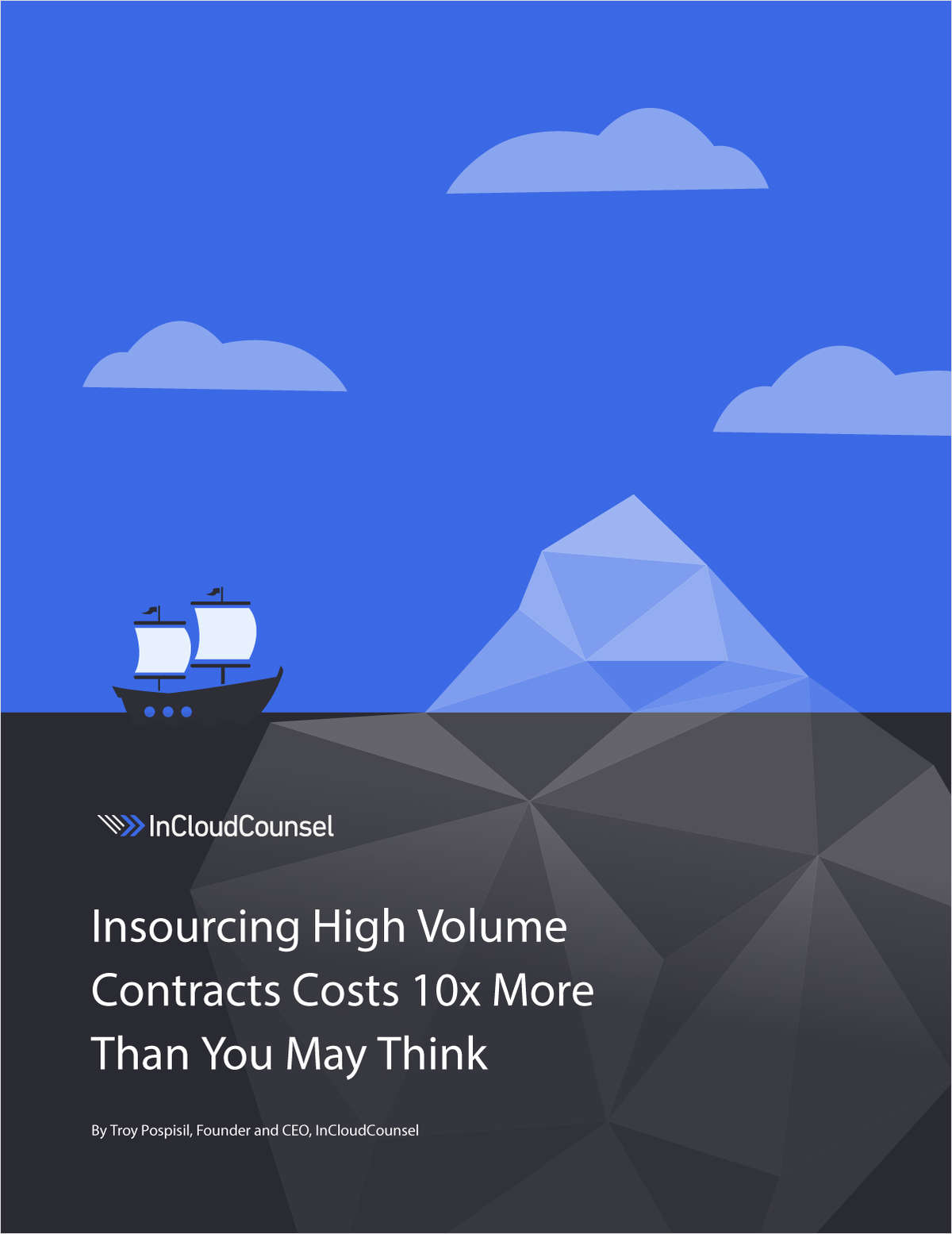 The cost for companies to insource high-volume, routine legal activities is higher than you may think. This paper explores the hidden costs of insourcing and how new outsourcing options can deliver a superior alternative, while driving down costs and improving efficiency.