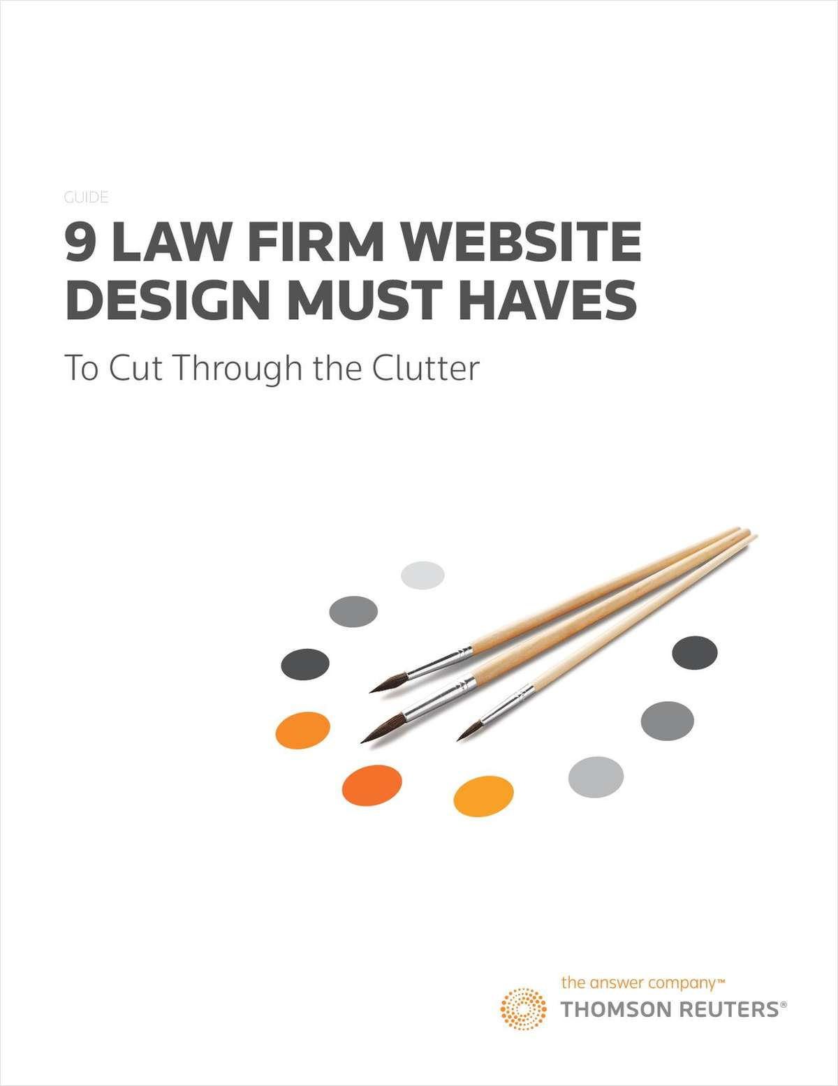 Not all websites are created alike. Learn more with this guide about the website elements that can help your firm get (and keep) search engines' attention, convey your brand and value proposition and connect with prospective clients.