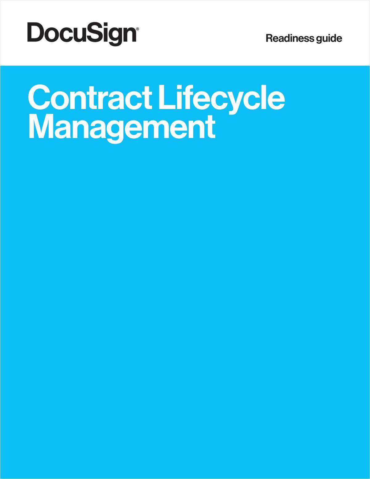 From contract templates and workflows to organization and rollout timelines, use this guide to ensure your company is prepared for a contract management solution.