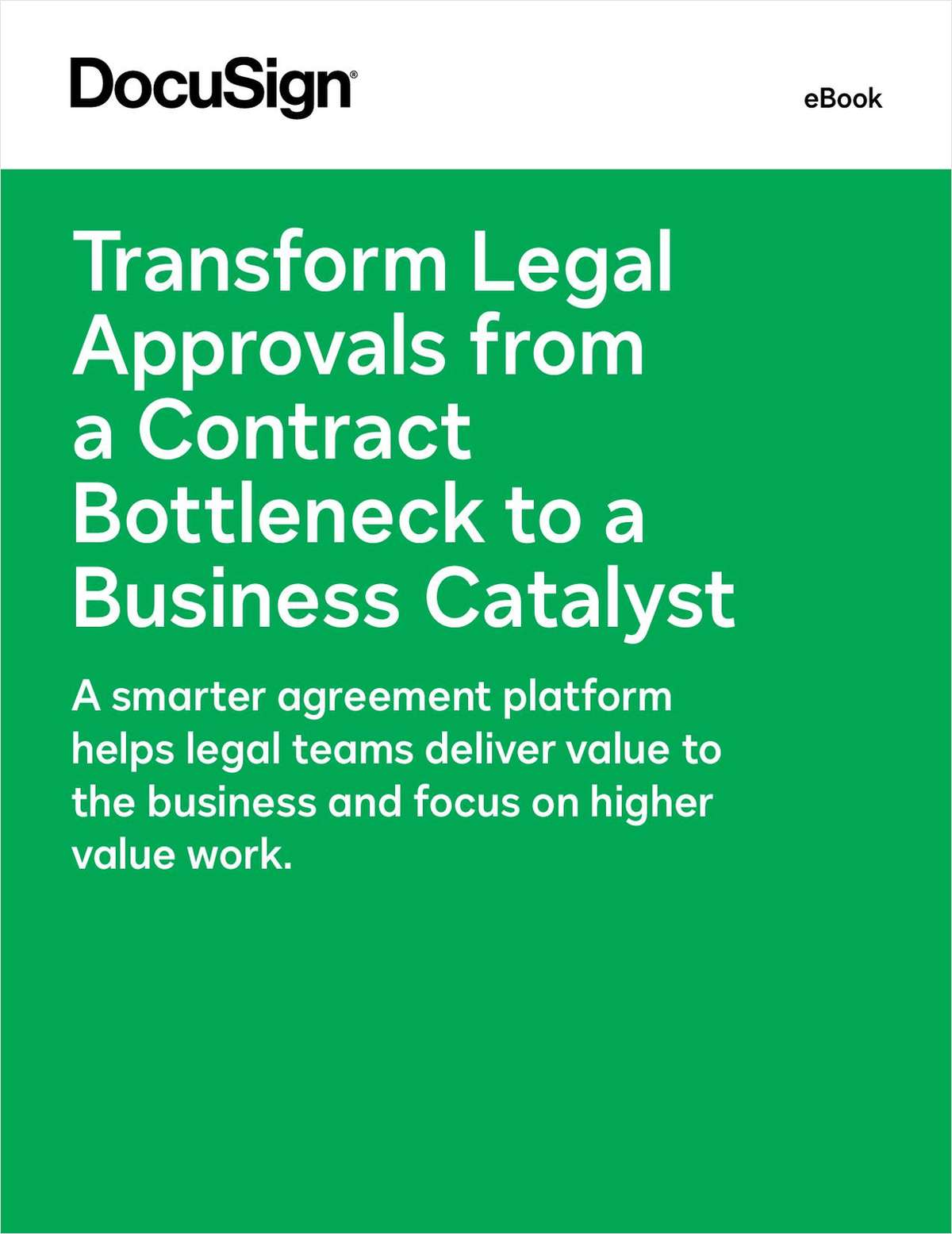 The longer it takes to sign a contract, the longer it takes to receive revenue from the deal. Discover five ways that in-house legal teams can streamline contract work to enable a faster time to revenue.