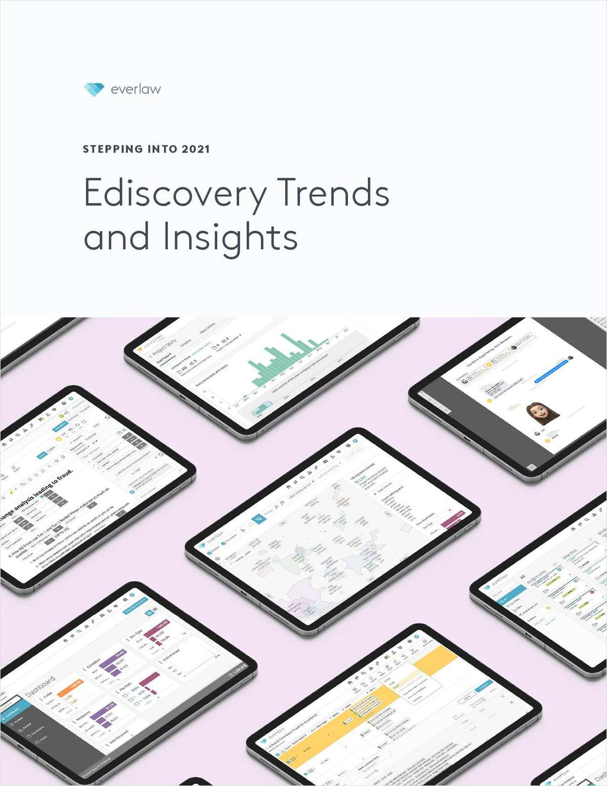 In 2020, legal professionals had to learn how to adapt to new circumstances, both professionally and personally. To help make sense of all these changes, we created a report that provides an in-depth analysis of user trends and behaviors on the Everlaw platform.