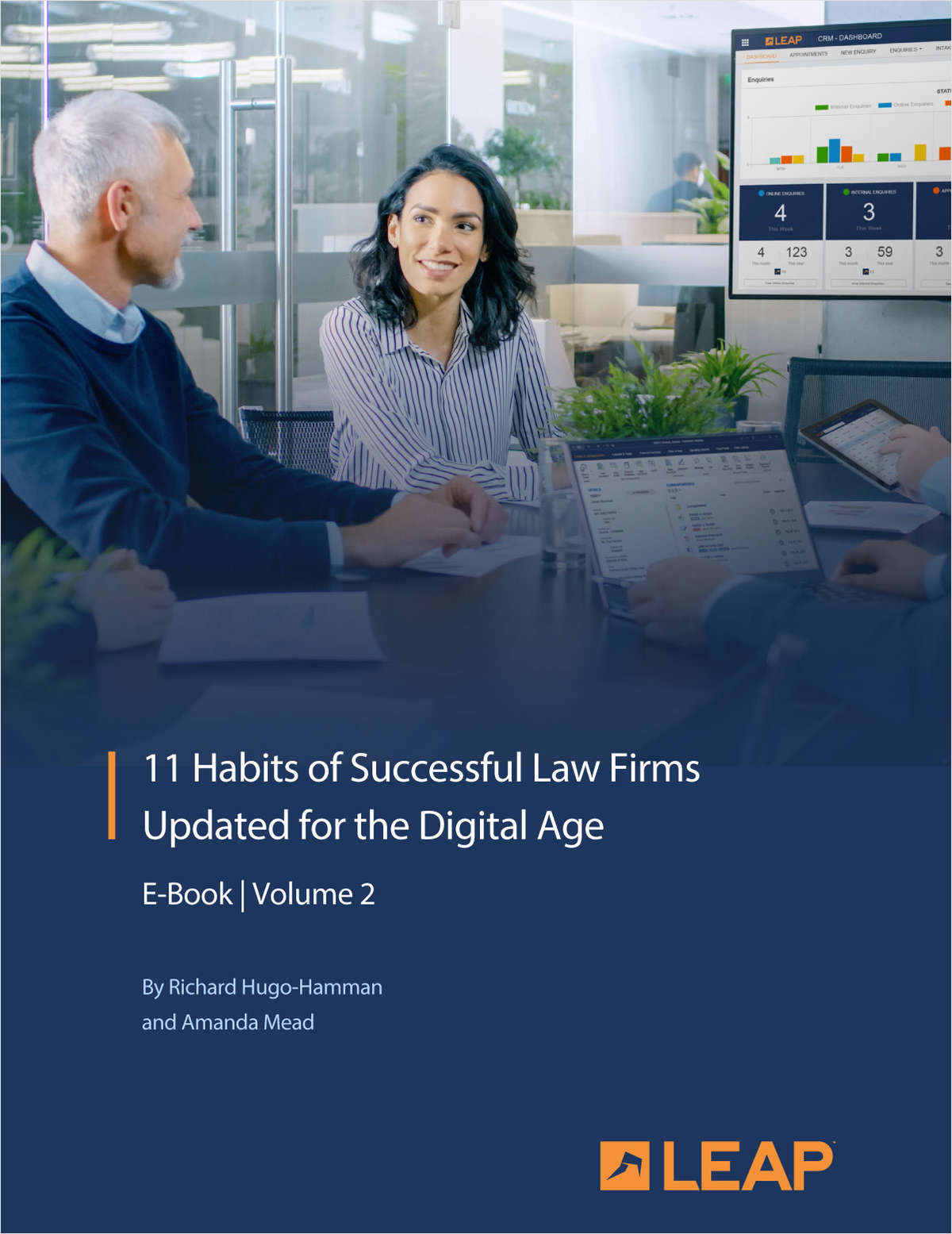 This eBook from LEAP outlines habits - and actionable checklists - to help you with the planning and operation required to stay successful in the new digital environment and beyond.