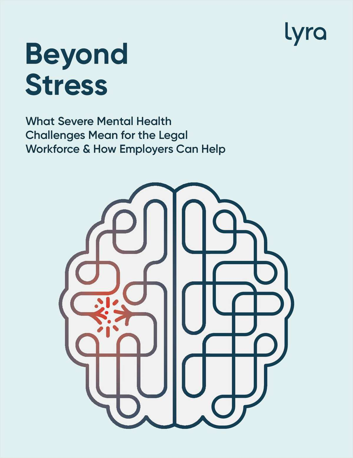 Lawyers' mental health situation was a significant concern before COVID, and now it represents an epidemic of its own. It's more crucial than ever for employers to offer resources that can help. Download this ebook to understand how you can help your legal team.