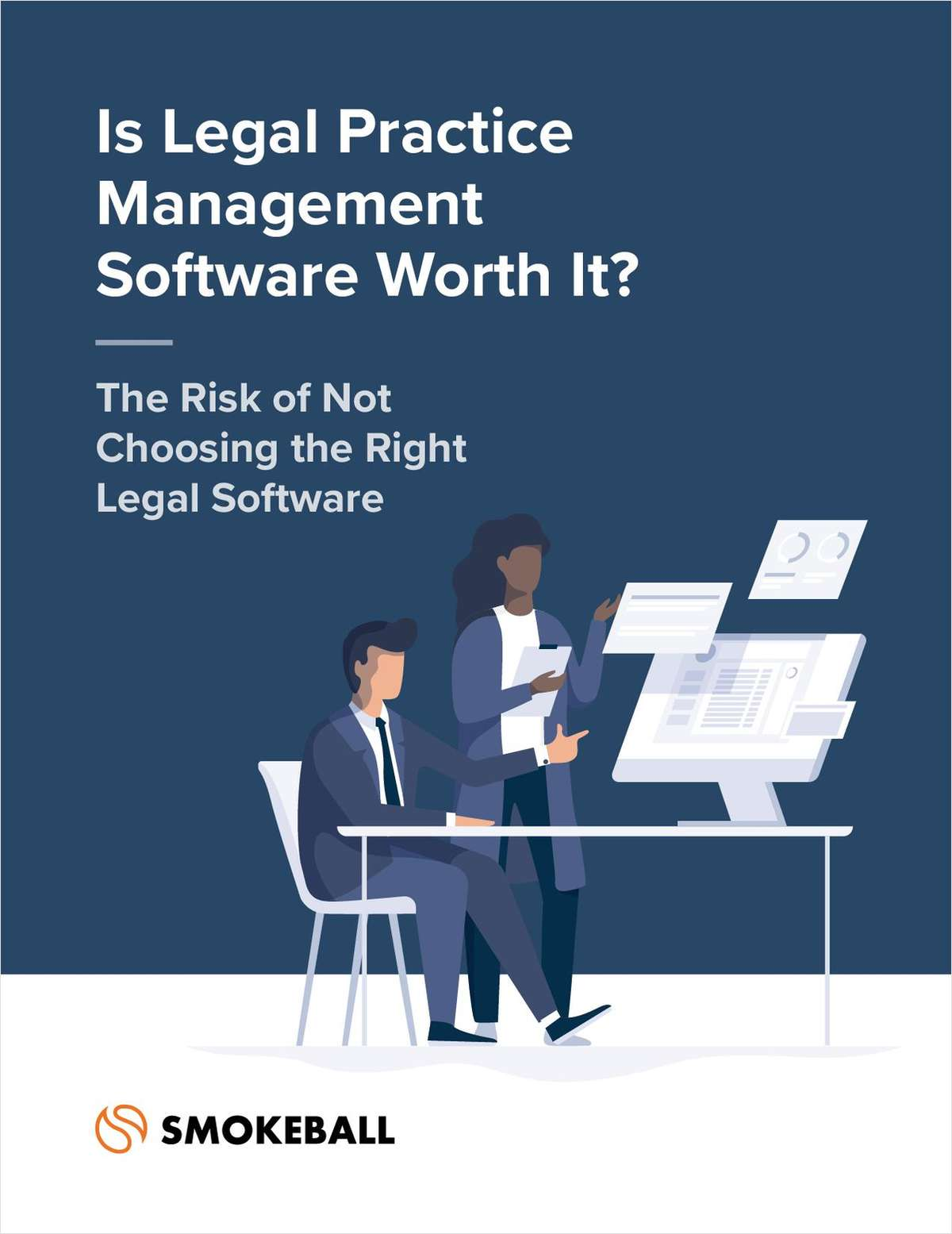 Attorneys understand why they need to adopt legal technology like legal practice management software (LPMS), but many of them are still asking themselves: is LPMS really worth it? Download this guide which helps small firms answer that question.