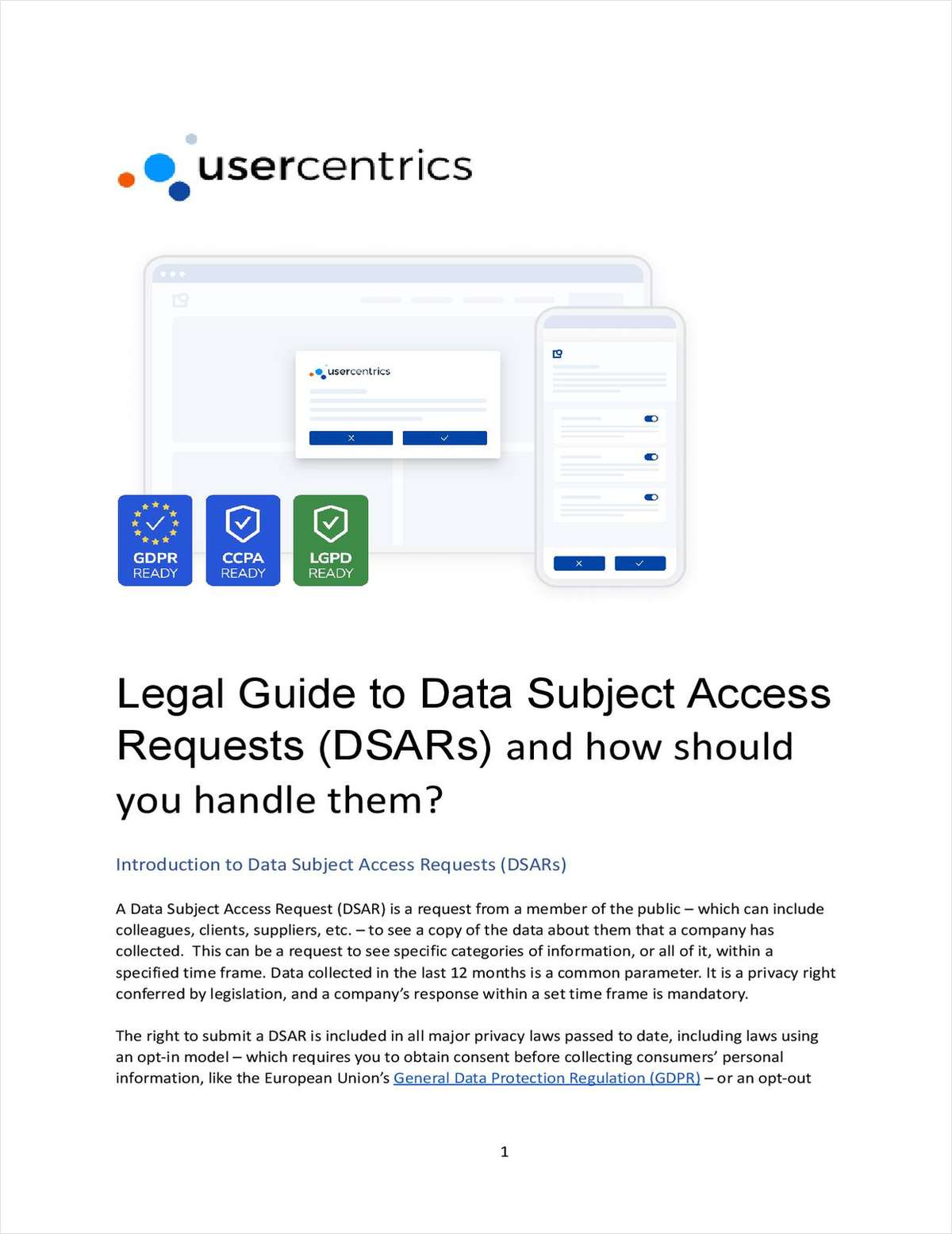 Following robust data protection protocols can make DSAR fulfilment easier and more likely to be legally compliant. This guide outlines the most common problems that organizations encounter when trying to respond to a DSAR, and recommendations on how to improve your fulfillment processes and policies to remain compliant.